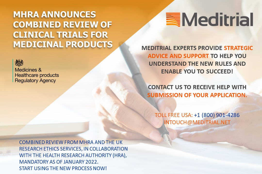 MHRA combined review